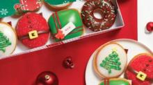 IMAGE: Krispy Kreme Is Introducing Two Decadent New Holiday Doughnuts