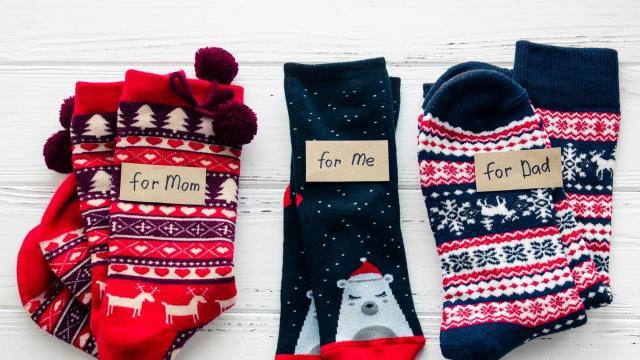 Best Christmas Socks 2020 (Don't Waste your Money Photo)