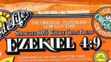 IMAGE: Ezekiel Bread Is A Low-carb Alternative To Regular Bread