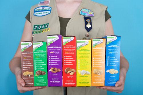 How To Buy Your Girl Scout Cookies Online This Cookie Season (Simplemost Photo)