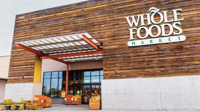 FDA says Whole Foods failed to properly label allergens (Don't Waste your Money Photo)