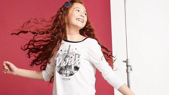 Tween clothing store Justice is having a big liquidation sale (Don't Waste your Money Photo)