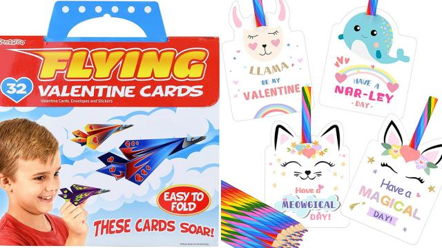 Best Valentine's Day cards for kids' school 2020 (Don't Waste your Money Photo)
