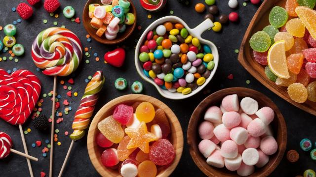 This company will pay you $30 an hour to eat candy (Don't Waste your Money Photo)