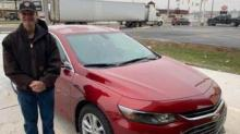 IMAGE: A Whole Town Pitched In To Buy Their Favorite Pizza Delivery Driver A New Car