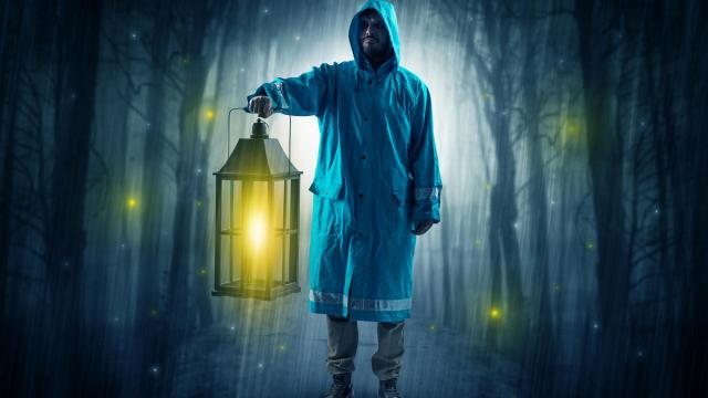 Shining a light on the dark places that scare us