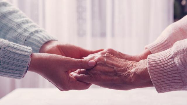 Bringing hospice in can provide a relief for all involved.