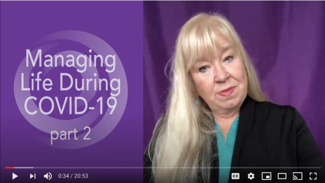 Dementia Alliance NC provides tips from experts for caregivers of those with dementia on their YouTube Channel