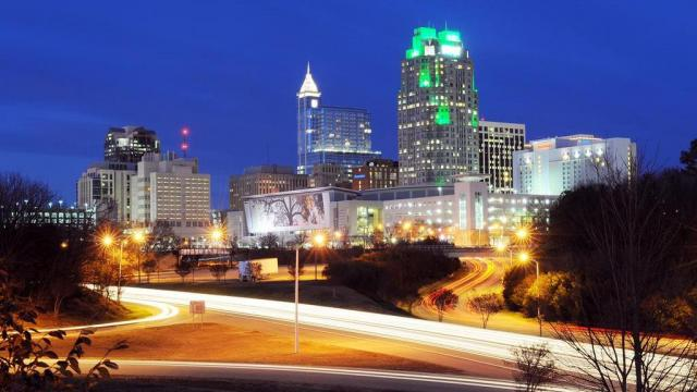 dating i Raleigh North Carolina