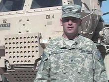 Army Spc. Matthew Belueal