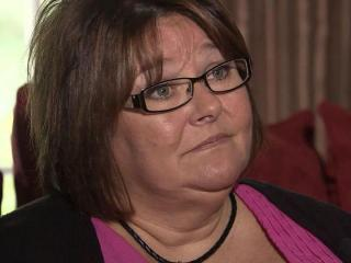 Angie Selvia, of Lillington, talks about losing her daughter and son-in-law.