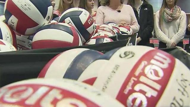 Players, coaches and parents will eat out and stay in Raleigh hotels. Boosting the local economy is a side benefit of the big volleyball tournament at the Raleigh convention center.