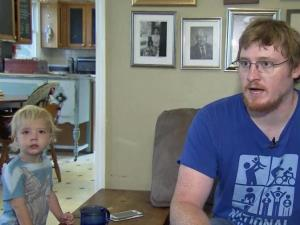 For the first time, Raleigh is hosting a national convention aimed at bringing stay-at-home dads together.
