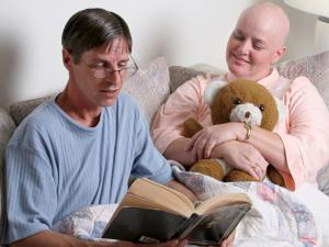 A new study has found that married couples are less likely to die from cancer than single people, backing up years of research that found something similar. (Deseret Photo)