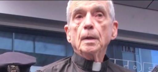 Daniel Berrigan, a famous Jesuit priest and anti-war activist, died on April 30 at age 76. (Deseret Photo)