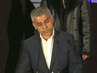 Sadiq Khan was elected mayor of London on Saturday, defeating Conservative Party candidate Zac Goldsmith. (Deseret Photo)