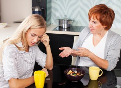 """Marriage is a whole new world for your son or daughter, but it's an adjustment to be """"the in-law"""" too. It's easy to misstep as everyone gets used to new dynamics. Here are 10 mothers-in-law should avoid doing. (Deseret Photo)"""