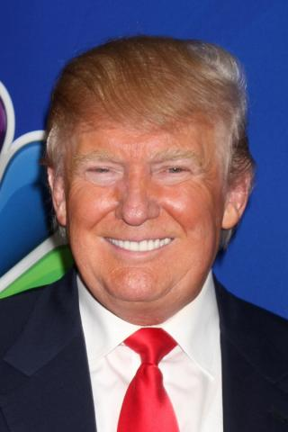 Donald Trump's hair has provided endless ammunition for social media jokes. Is his hair real? Is he wearing a toupee? (Deseret Photo)