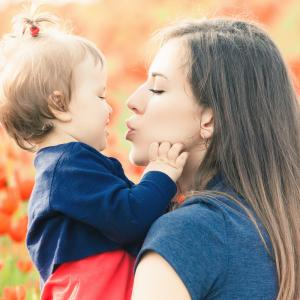 Victoria Beckham's photo kissing her daughter on the lips sparked controversy worldwide. THIS is what is best for your children. (Deseret Photo)