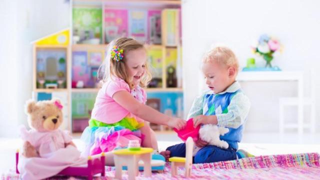 A new study done by researchers at City University London found that children who are as young as 9 months old prefer toys that are specific to their gender. (Deseret Photo)