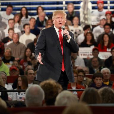 Amid ongoing debate, Donald Trump, who has openly courted evangelicals in recent months, notably thanked them for their support during his Republican National Convention address last Thursday night. (Deseret Photo)