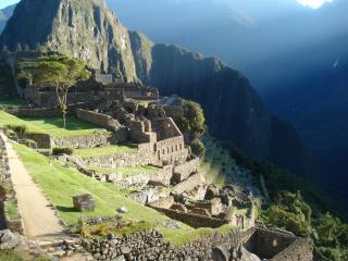 The ruins of Machu Picchu, Peru. (Deseret Photo)