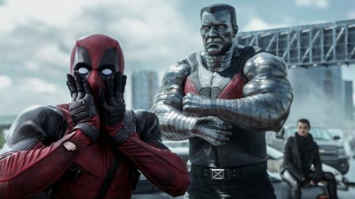 "Ryan Reynolds and Stefan Kapicic in ""Deadpool."" (Deseret Photo)"
