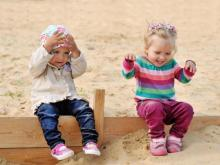 Toddler tantrums are a nor