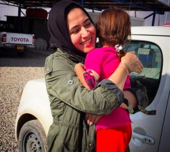 Dr. Sarah Ahmed is a Muslim who is helping Christians. (Deseret Photo)