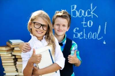 Preparing your kids for the new school year requires more than a supply stop. To help my own child, I surveyed kids and mothers to find the top concerns and the best solutions. (Deseret Photo)