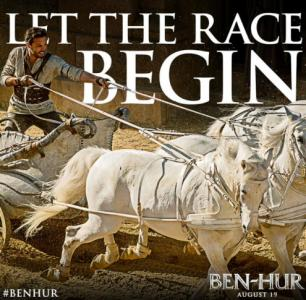 Ben Hur (Deseret Photo)