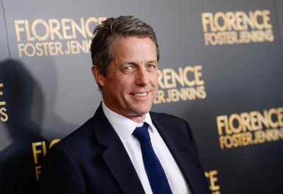 "Actor Hugh Grant attends the premiere of ""Florence Foster Jenkins"" at AMC Loews Lincoln Square on Aug. 9, in New York. (Deseret Photo)"