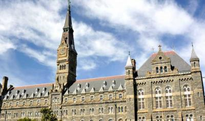 A photo of the Georgetown University campus. (Deseret Photo)