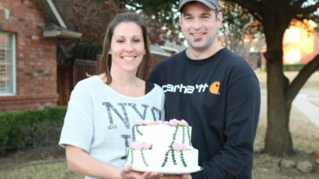 Melissa and Aaron Klein are fighting back against a $135,000 fine they received for refusing to make a wedding cake for a lesbian couple. (Deseret Photo)