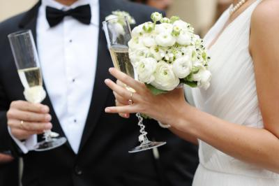 Looking to live longer? Science suggests getting married. (Deseret Photo)