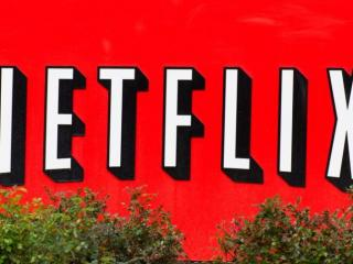 SANTA CLARA, CA/USA - MARCH 1, 2014:  Netflix Facility in Silicon Valley. Netflix, Inc. is an American provider of on-demand Internet video streaming. (Deseret Photo)