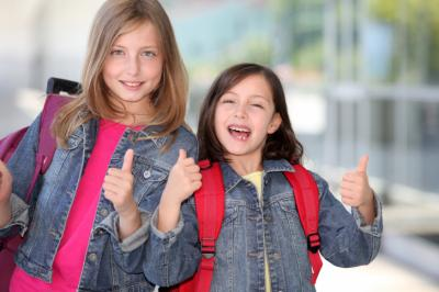 Giving your children the best possible send-off to school is possible for even the busiest parent. These questions may provide the helping hand you need. (Deseret Photo)
