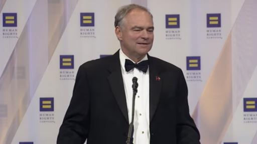 Democratic vice presidential candidate Tim Kaine ignited a firestorm with his claim last week that he believes the Catholic Church will eventually abandon its current opposition to same-sex marriage. (Deseret Photo)