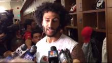 IMAGE: Colin Kaepernick announces plans to donate $100K every month for nearly a year