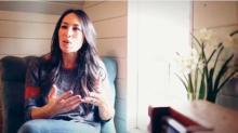 IMAGE: Why the Christian stars of 'Fixer Upper' don't want their children to have cell phones