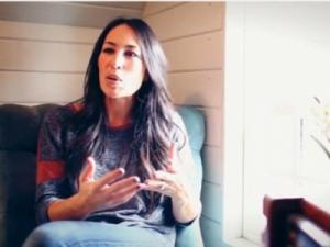 Joanna Gaines recently shared why her kids do not have cell phones. (Deseret Photo)