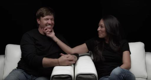 Chip and Joanna Gaines discuss how their relationship has brought them closer to God. (Deseret Photo)