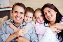 While public discretion is important to our careers, discretion in our private lives is also key to maintaining good relationships. A healthy marriage often involves knowing when to be honest, and when it's best to keep the mouth shut. The same goes for interactions with children, extended family and friends. (Deseret Photo)