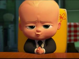"""The trailer for """"The Boss Baby"""" chronicles a young boy named Tim's transformation from only child to spurned firstborn when his parents bring home a baby boy. (Deseret Photo)"""