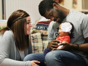 Survey looks at raising kids, attitudes toward family life