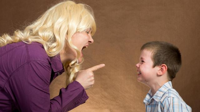 Erin Stewart writes that yelling at children and other parenting methods can shame children. (Deseret Photo)