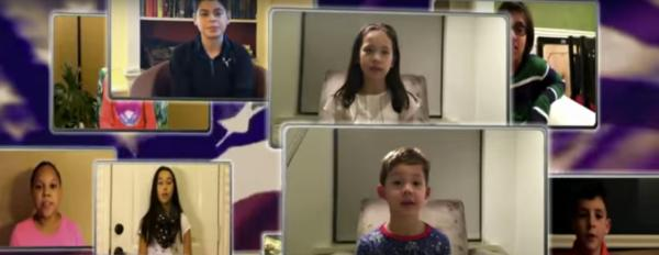 """In a segment on """"Good Morning America,"""" children across America share their hopes for the country with the future president. (Deseret Photo)"""