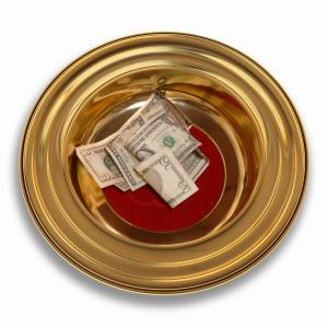 Tithing has its rewards, but how much should you give? Should you give at all? (Deseret Photo)