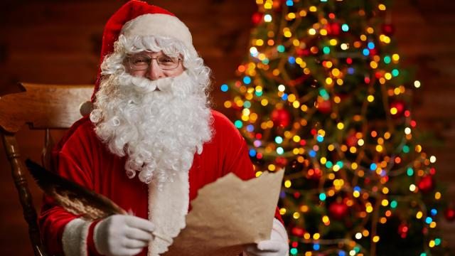 Take a minute to read about five fun and innovative ways to keep the magic of Santa alive this holiday season. (Deseret Photo)