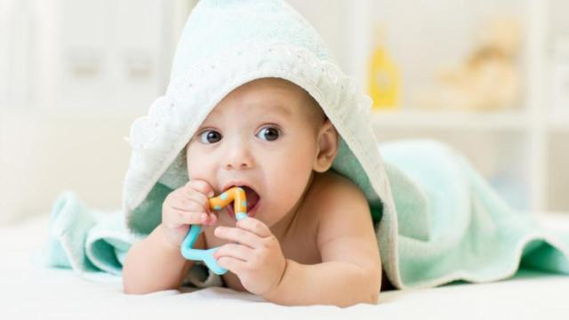 A new study found that certain products often used for young children and babies may contain materials that have been banned by the U.S. government. (Deseret Photo)